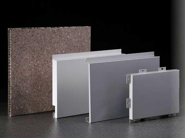 外墙氟碳冲孔铝单板
