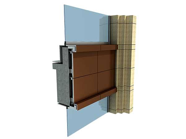 昆明铝单板幕墙节点