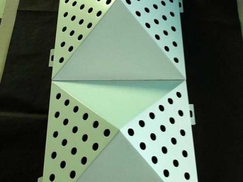 3D铝蜂窝复合板