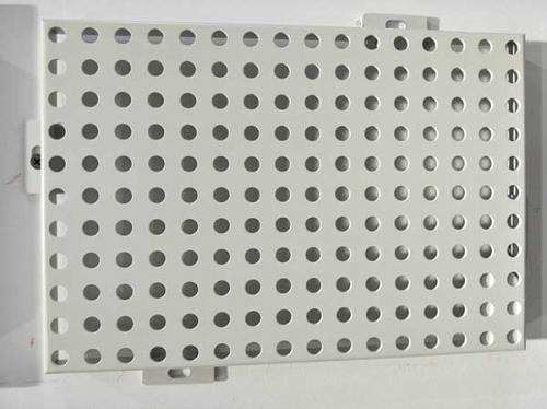 圆点镂空铝单板