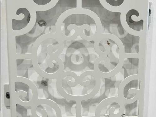 中式图案镂空铝单板