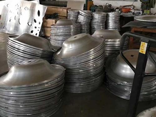 盆型铝单板
