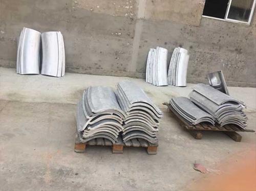 瓦型铝单板