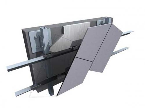 装饰异形铝单板