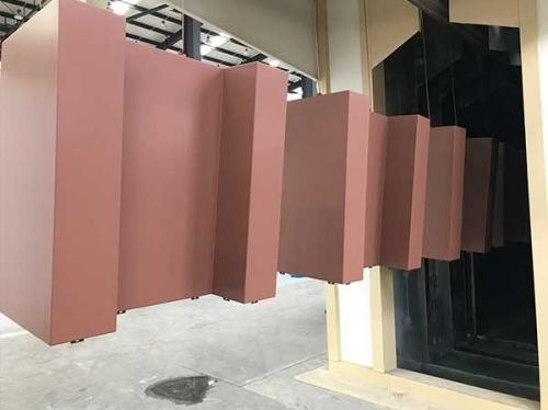 昆明幕墙铝单板-建筑装饰木纹铝板