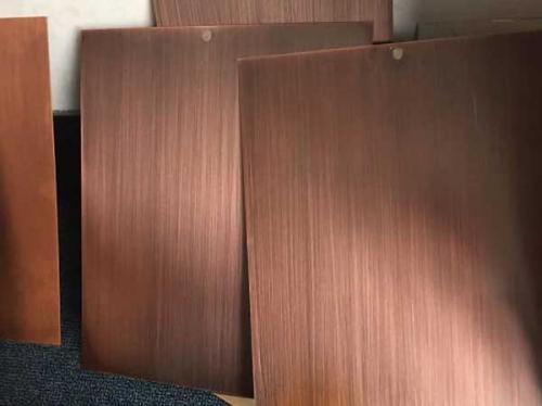 幕墙仿木纹云南铝单板